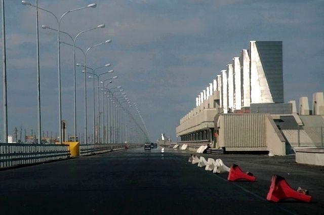 Мэр Новосибирска назвал причину оползня дамбы на ул. Лазурная