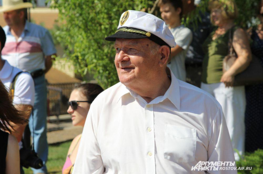 75-летний ростовчанин Михаил Федоренков служил на флоте в 1950-х годах.