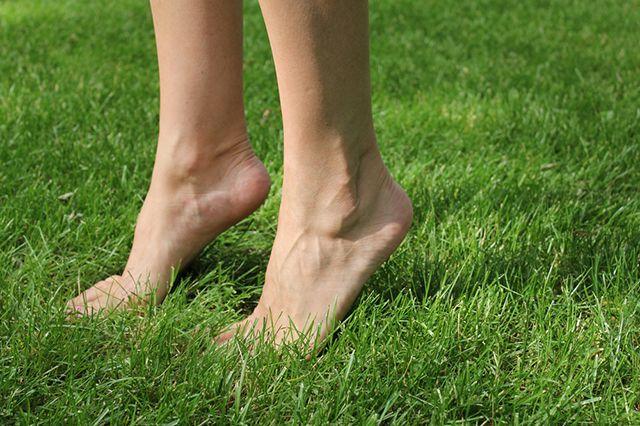 мнение видеть себя без обуви босиком измерения диаметра