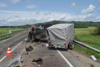 Прицеп «Ленд Крузера» удержал автомобиль на дороге.