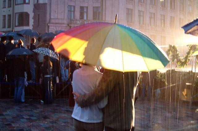 Екатеринбург ожидает пасмурная и дождливая неделя
