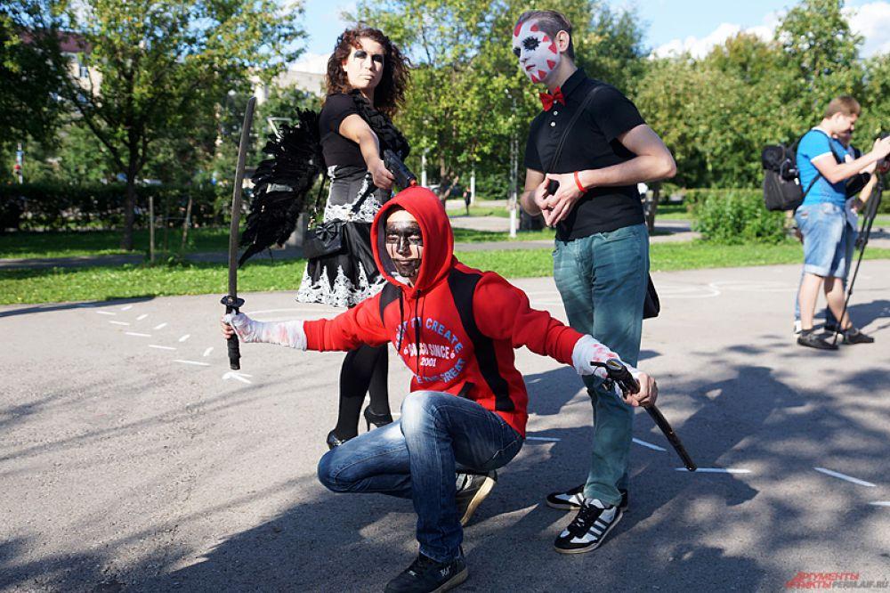 «Парад Супергероев» прошел в краевой столице в минувшее воскресенье, 26 июля.