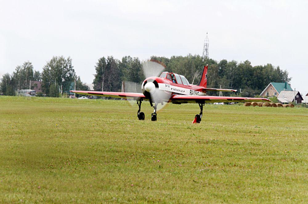 Лёгкий воздушный транспорт сменили машины посерьёзнее.