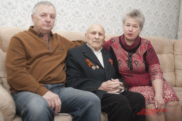 Акиму Покатило в этом году исполнится 106 лет.