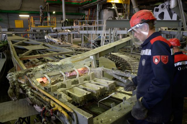 Завод по ремонту шпинделей заработал в Новосибирске