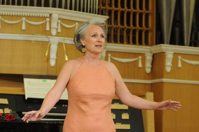 Ольга Усова выступит в Органном зале Омской филармонии.