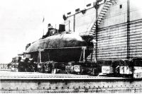 Подводная лодка «Сом».