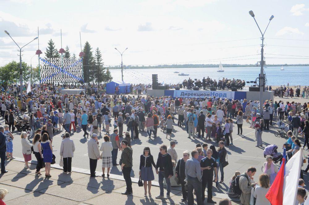 Фестиваль духовой музыки «Дирекцион - НОРД»