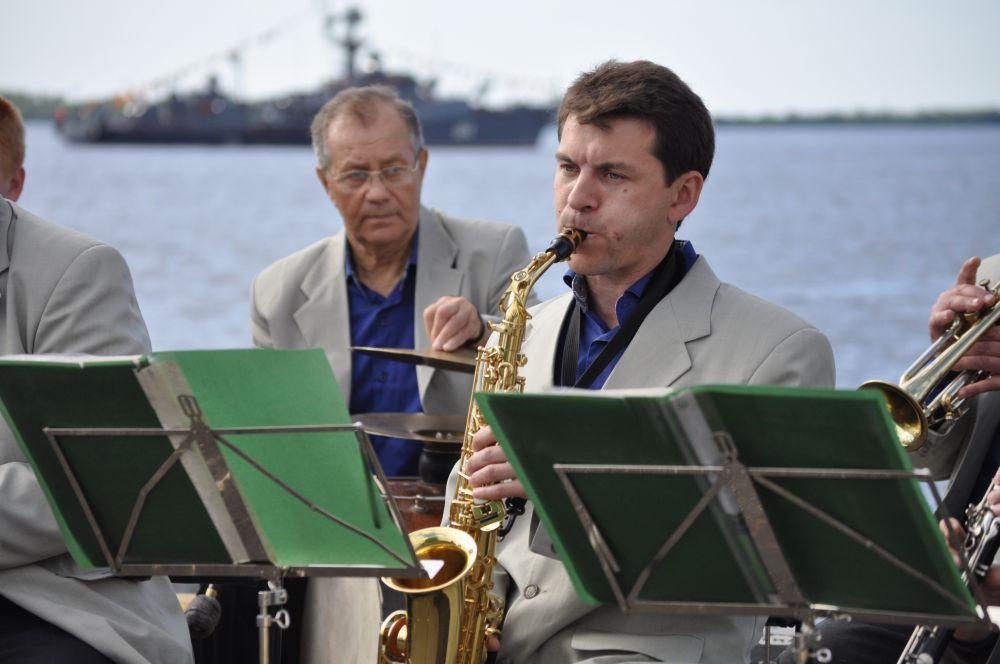 Мезенский народный духовой оркестр