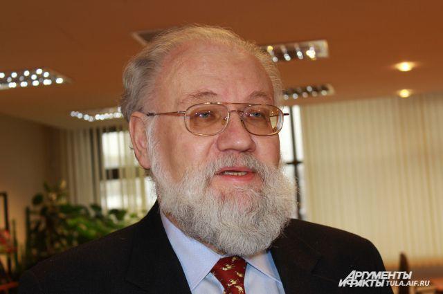 Владимир Чуров.