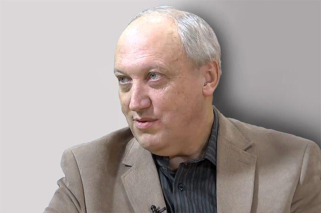 Михаил Прозуменщиков.