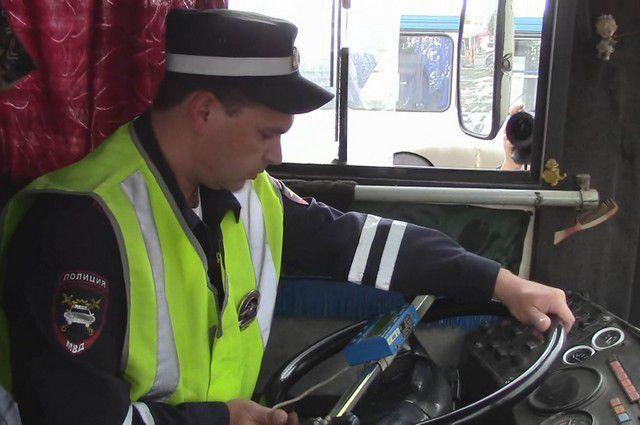 Автобусы с неисправным рулевым управлением на линию не выпускают.