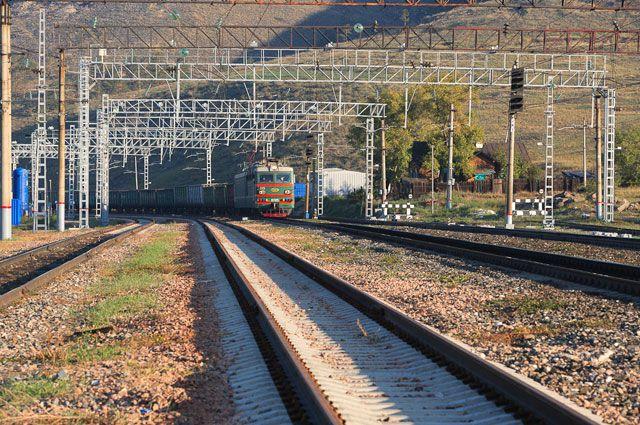 Для обеспечения возрастаемого грузопотока в районе Байкало-Амурской магистраци продолжаются работы по развитию инфраструктуры.