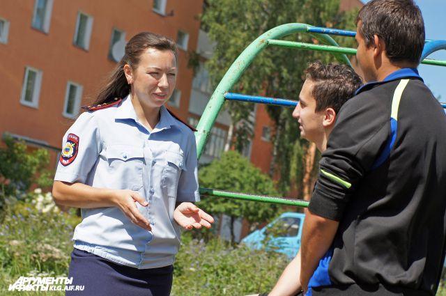 Валентина Щербо найдет общий язык с любым подростком.