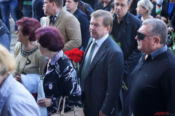 Депутат Законодательного Собрания Геннадий Шилов.
