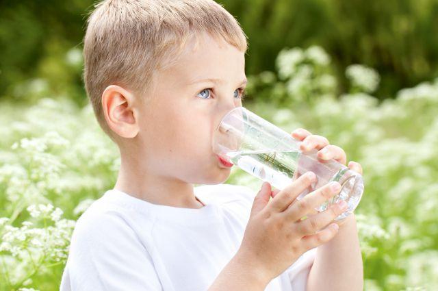 Правильно очищенную воду можно пить.