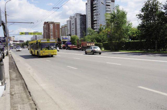 Жители города уже оценили качество асфальтового покрытия на пр. Парковом.