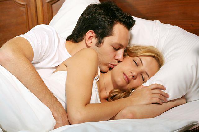 Правильное занятие любовью с женой