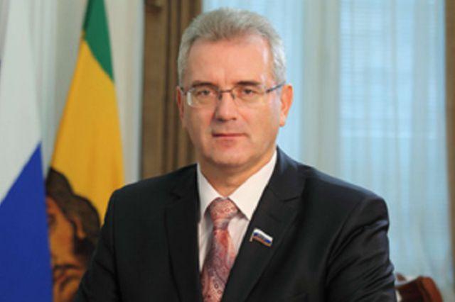 Врио губернатора Пензенской области Иван Белозерцев