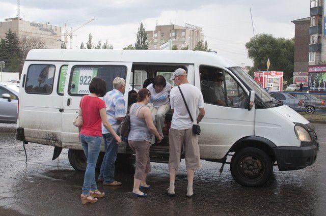 Теперь водителям маршруток нужно будет отчитываться за каждого пассажира.