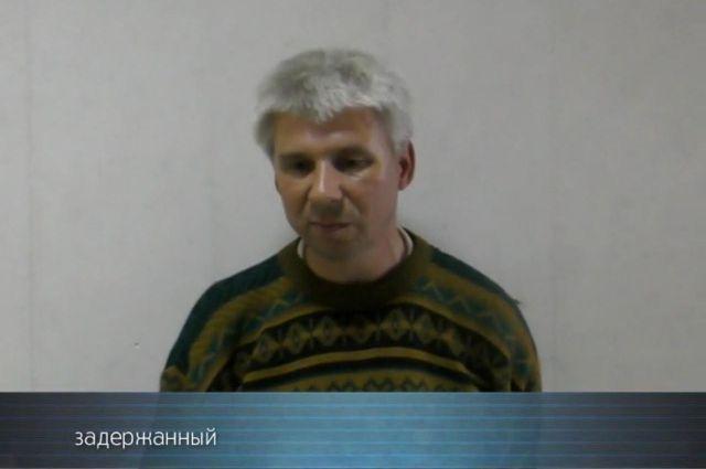Сергей Ушков.