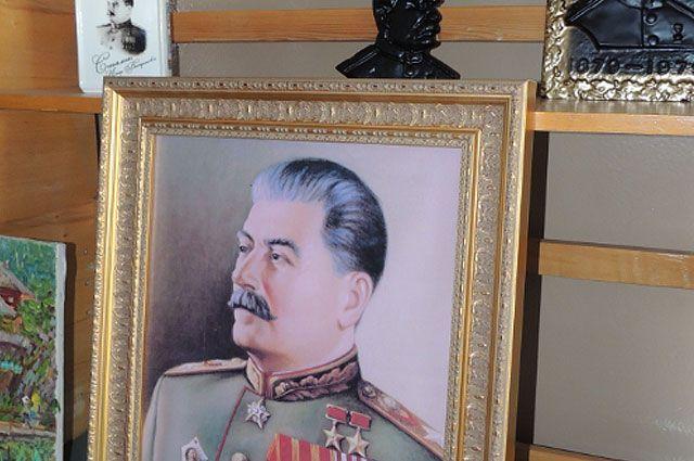 Первые экспонаты будущего музея.