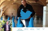 Скрин страницы в Твиттере Хосе Антонио Родриго Саласа.
