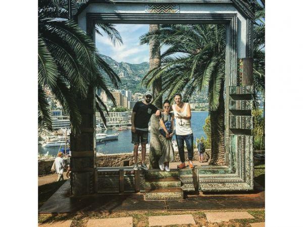 Потап, Монако
