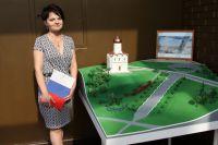 В Азове презентовали проекты строительства жилья и храма.