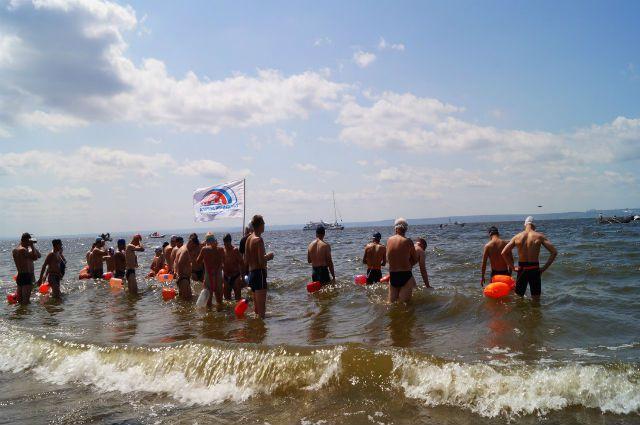 Житель Новосибирска переплыл самую широкую реку