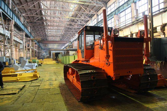 Челябинский тракторный завод.