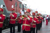 Завтра железнодорожники отметят профессиональный праздник.