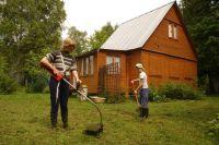 Для некоторых дачников Иркутского района земля очень странный предмет: она вроде бы есть и вроде бы нет.
