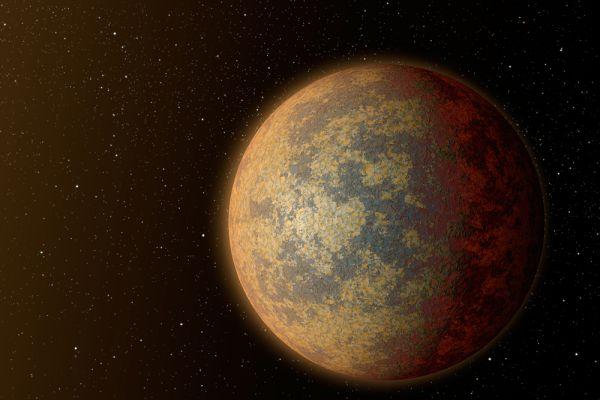 Планета HD 219134b в созвездии Кассиопея – это самая близкая из известных на сегодняшний день экзопланет земного типа. Расстояние до нее состоявляет 21 световой год. Однако ученые сомневаются, что на планете может быть жизнь, так как она вращается по слишком близкой к своей звезде орбите.