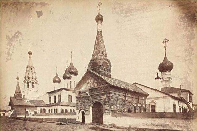 Храм Николы Мокрого.