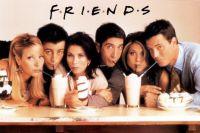 Сериал «Друзья». Постер