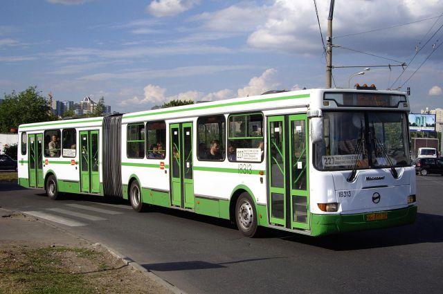 Автобус № 79 временно меняет