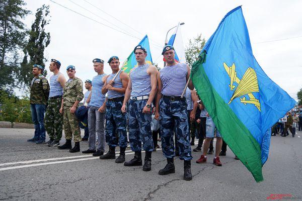В этом году «голубые береты» празднуют 85-летие со дня образования своих войск.