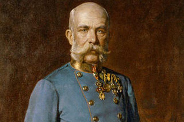 Франц Иосиф I.