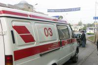 В аварии пострадала женщина и трое детей.