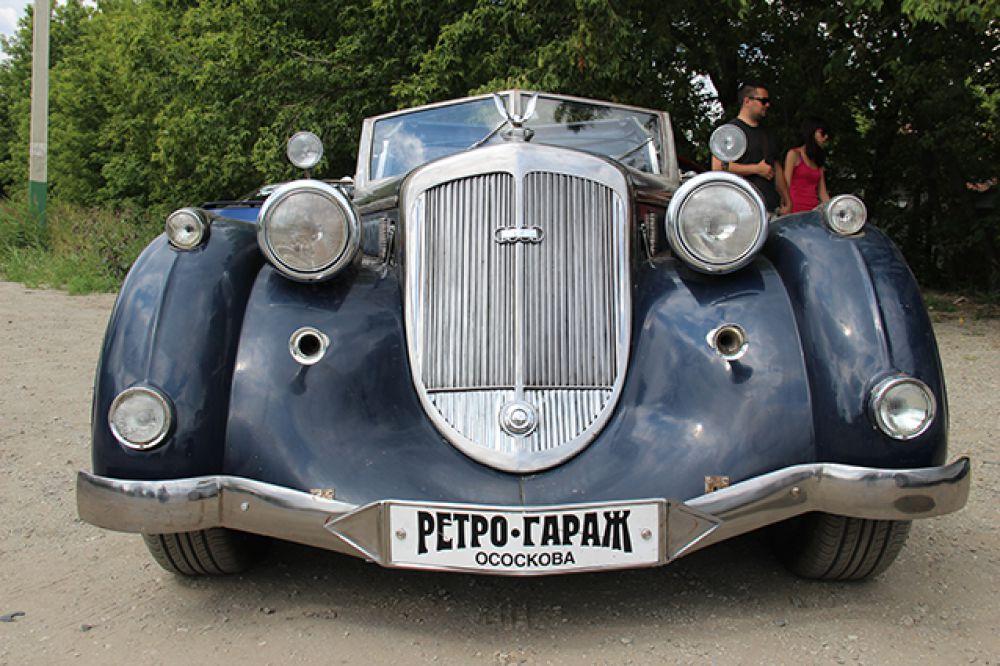 Автомобили марки Horch считались совершенством.