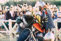Фестиваль средневековой культуры проходил в парке Победы.