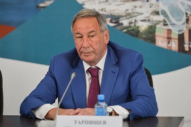 Шамиль Тарпищев.