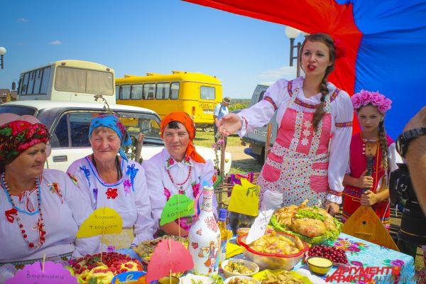 Закладинский сельсовет презентовал свою площадку частушками.