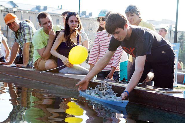 Судомоделисты из Новосибирской области победили на Чемпионате России
