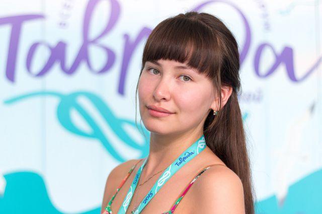 Эльмира Южакова.