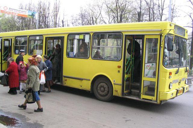 В Самаре маршрут автобуса №21