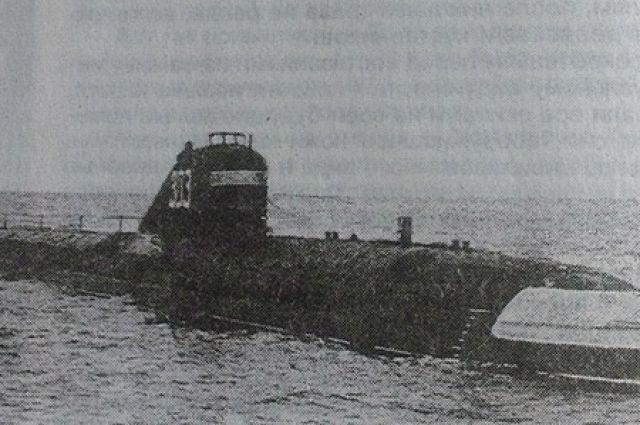 Подводная лодка «К-3».