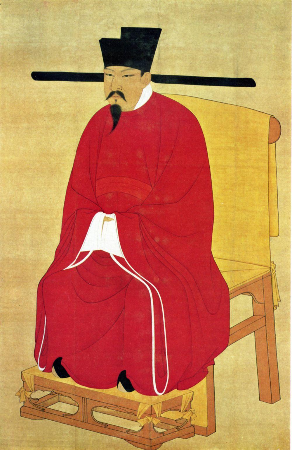 Тройку лидеров открывает китайский император Шэнь-Цзун, умерший в 1085 году. Он управлял империей, производившей до 30 процентов мирового ВВП.
