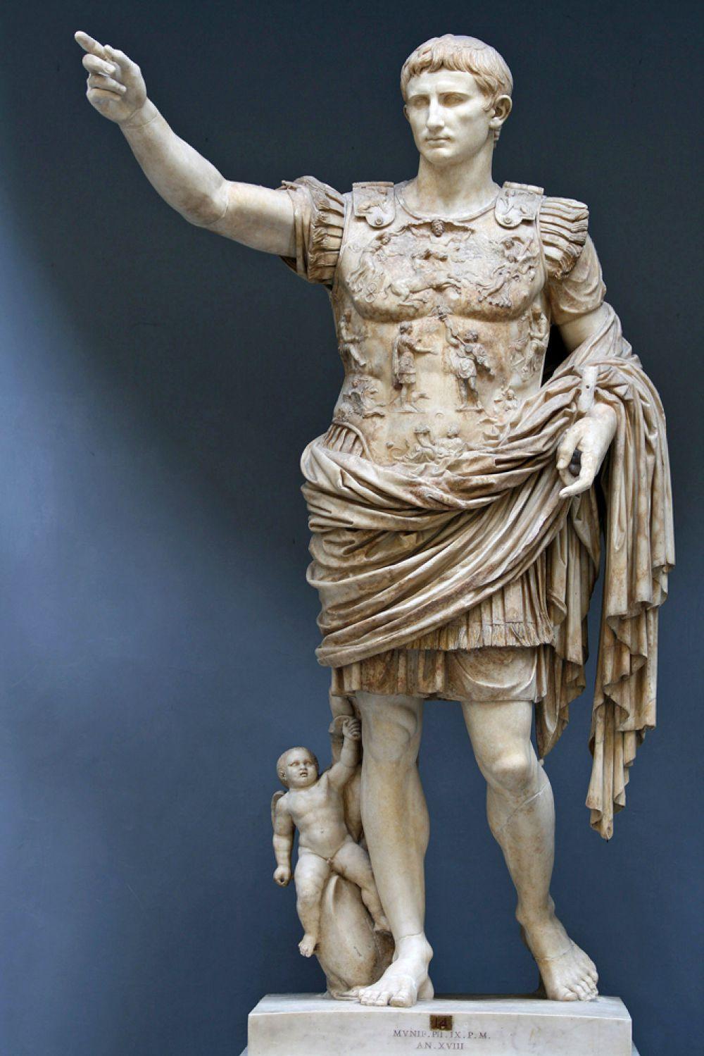 В шаге от титула богатейшего человека в истории остановился император Август Октавиан, правивший Римской империей и умерший в 14 году до н. э. По мнению экономистов, его состояние эквивалентно примерно 4,6 триллионам долларов США.